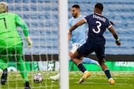 Résultat Ligue des Champions: Manchester City 1-0 PSG (mi-temps)