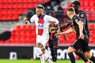Résultat Ligue 1 : Neymar délivre le PSG face au Stade Rennais (mi-temps)
