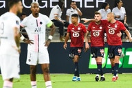 LOSC - PSG (1-0) : les Dogues remportent le Trophée des Champions