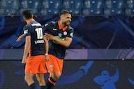 Montpellier – PSG : Delort a chambré Mbappé après sa sortie polémique