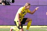 Dortmund : le dernier but monstrueux de Haaland enflamme déjà l'Europe !