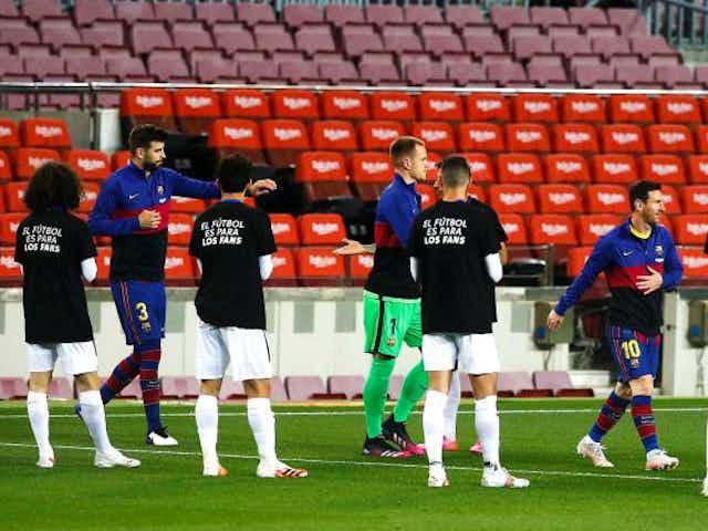 🚨Barça – Getafe : victorieux, les Blaugrana ne lâchent pas l'Atlético et le Real Madrid