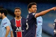 Manchester City - PSG : la réaction de Marquinhos !
