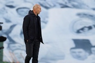 Real Madrid – Séville : l'action polémique a poussé Zidane à s'expliquer avec l'arbitre