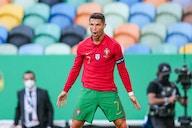 Portugal : le coup-franc totalement raté de Cristiano Ronaldo face à Israël !