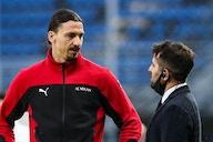 Milan AC : une grosse inquiétude pour le genou de Zlatan Ibrahimovic