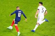 France – Allemagne : la pointe de vitesse démentielle de Mbappé sur le penalty non sifflé !