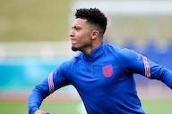 Manchester United : accord imminente pour Jadon Sancho ?