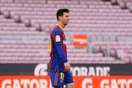 Barça : Lionel Messi a fait son retour à Barcelone