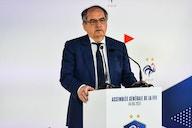 """France (JO) : Le Graët veut que """"les JO soient impérativement des dates FIFA"""""""