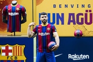 Barça : Agüero de retour plus tôt que prévu à l'entraînement !