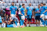 Amical : Naples écrase le Bayern, Coman sort sur blessure !