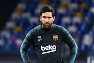 Barça : Messi de retour à l'entraînement plus tard que prévu ?