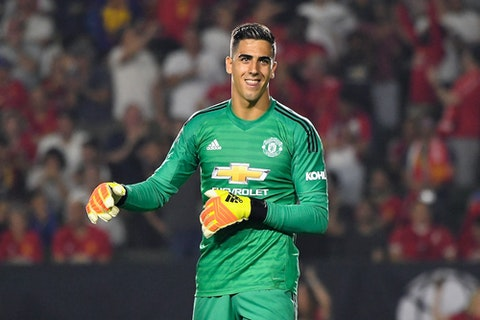 Man United Goalkeeper Joel Pereira Completes Season Long Loan Move To Huddersfield Town Onefootball