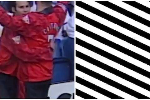 Video Man United Tease Zebra Kit Design In Throwback Twitter Clip Onefootball