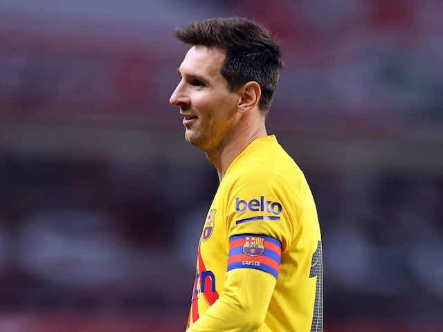 Optimismo en el FC Barcelona sobre renovación de Lionel Messi