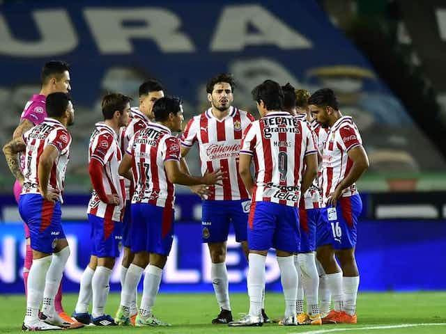 Chivas buscará delantero para la siguiente temporada