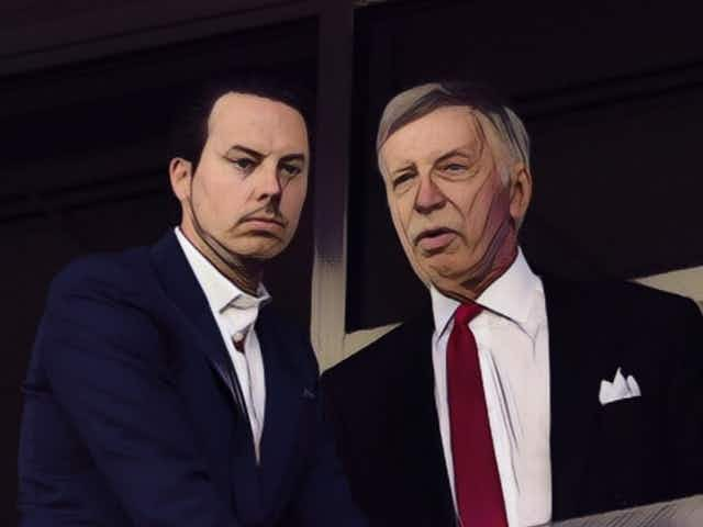 Kroenke's insist they have 'no intention of selling' Arsenal despite ESL debacle