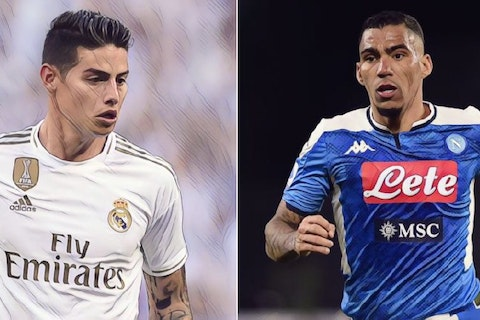 Ancelotti Set For Major Midfield Upgrade As Everton Close In On James Rodriguez And Allan Deals Onefootball