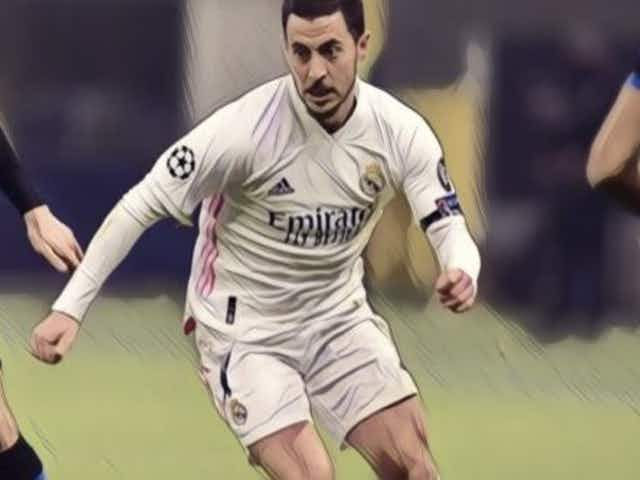 Zidane says Hazard is 'ready' for Chelsea reunion