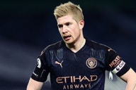Guardiola confirms De Bruyne's return from injury
