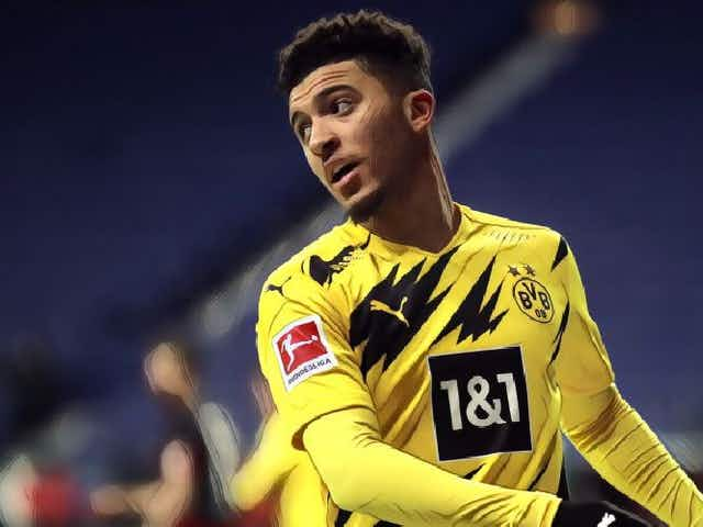Man Utd still interested in Sancho, but need Dortmund to 'significantly' drop their asking price