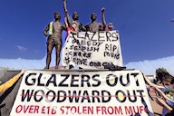 Glazers have 'no plans' to sell Man Utd despite Old Trafford protests