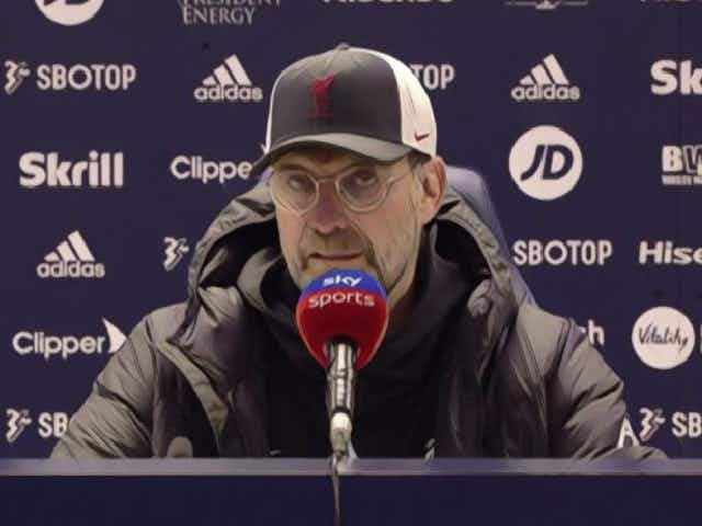 Klopp insists he understands fans' anger at ESL and says he's even more determined not to resign