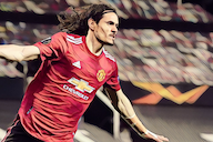 Done Deal: Cavani signs Man United contract extension
