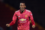 Elanga 'hungry' for more after making 'dream' Man Utd debut