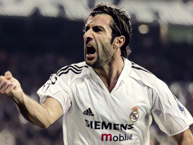 Baller: The best of Luis Figo at Real Madrid