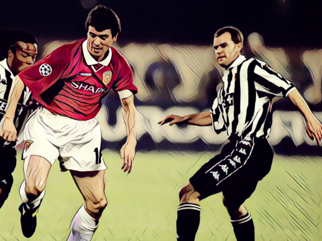 Iconic Performances: Roy Keane's superhuman display v Juventus