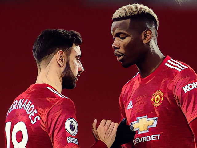 Fernandes wants new deal for Pogba before committing his future to Man Utd