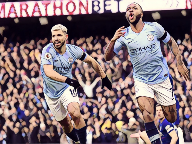 Manchester City's 6-0 demolition of Chelsea