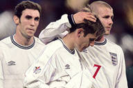 The six times England failed to get out of the group at a major tournament