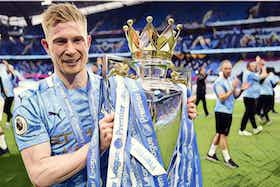 Article image: https://image-service.onefootball.com/crop/face?h=810&image=https%3A%2F%2Fthefootballfaithful.com%2Fwp-content%2Fuploads%2F2021%2F07%2FDe-Bruyne.png&q=25&w=1080