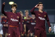 Transfer News: Tottenham to battle Arsenal for Barcelona ace Riqui Puig