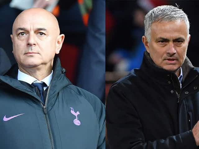 """""""The timing of it"""": EFL manager slams Daniel Levy over the sacking of Jose Mourinho"""