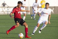 VCF Academy players get runouts against Atromitos