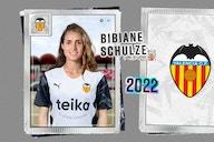 VCF Femenino sign Bibiane Schulze