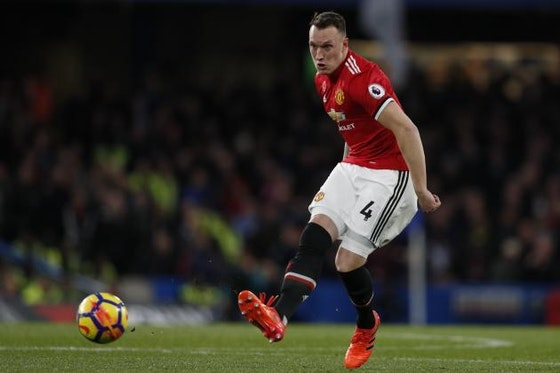Article image: https://image-service.onefootball.com/resize?fit=max&h=720&image=https%3A%2F%2Fweallfollowunited.com%2Fwp-content%2Fuploads%2F2017%2F12%2FPhil-Jones-Manchester-United-1.jpg&q=25&w=1080