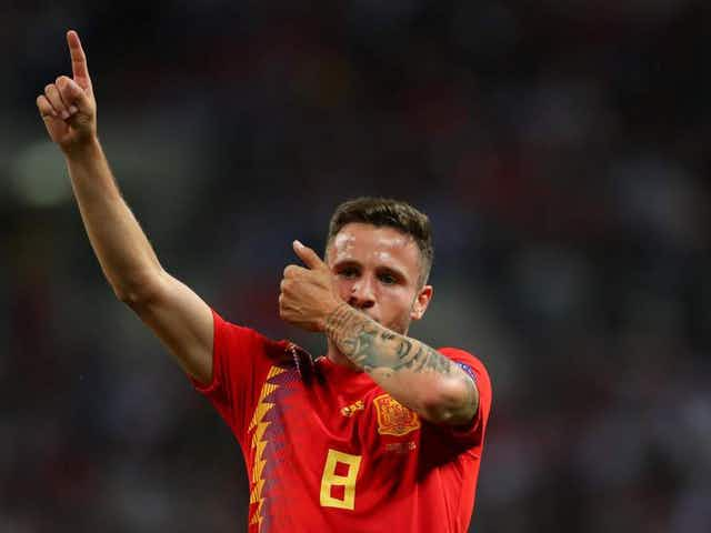 Report: Man United ready to pay £43m release clause to sign Saul Niguez