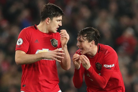 Article image: https://image-service.onefootball.com/resize?fit=max&h=810&image=https%3A%2F%2Fweallfollowunited.com%2Fwp-content%2Fuploads%2F2020%2F05%2FHarry-Maguire-Victor-Lindelof.jpg&q=25&w=1080