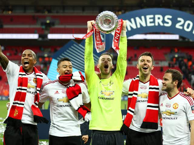 Manchester City set to overtake Manchester United for new Wembley record