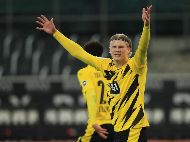 Man United 'reluctant' to enter a long transfer saga for Erling Haaland