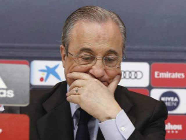 Florentino Perez warns Manchester United against pulling out of ESL