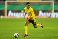 Manchester United to drop Jadon Sancho interest and pursue his teammate instead