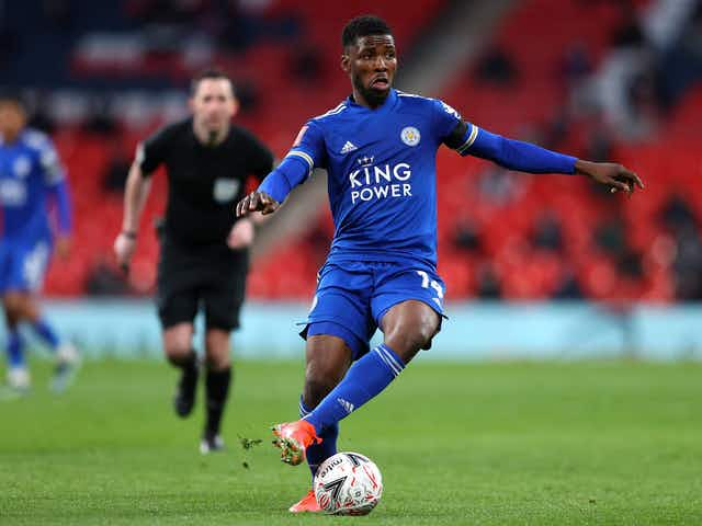Manchester United to battle Chelsea for Leicester hotshot Kelechi Iheanacho