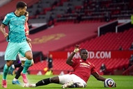 Salah's goal for Liverpool creates an unwanted record for Man United