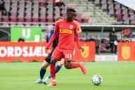 Manchester United to battle European giants for 19-year-old Ghanaian wonderkid